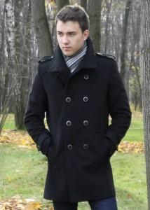 Мужская мода весной и осенью