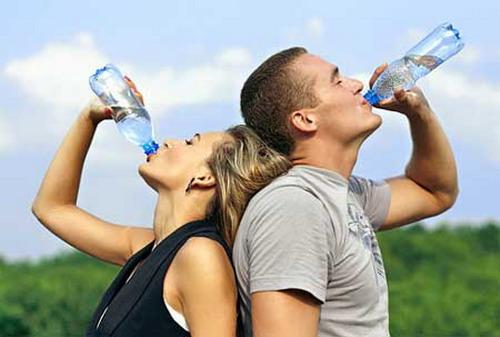 потребность в воде