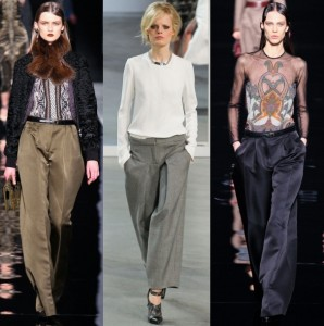 Модные брюки сезона