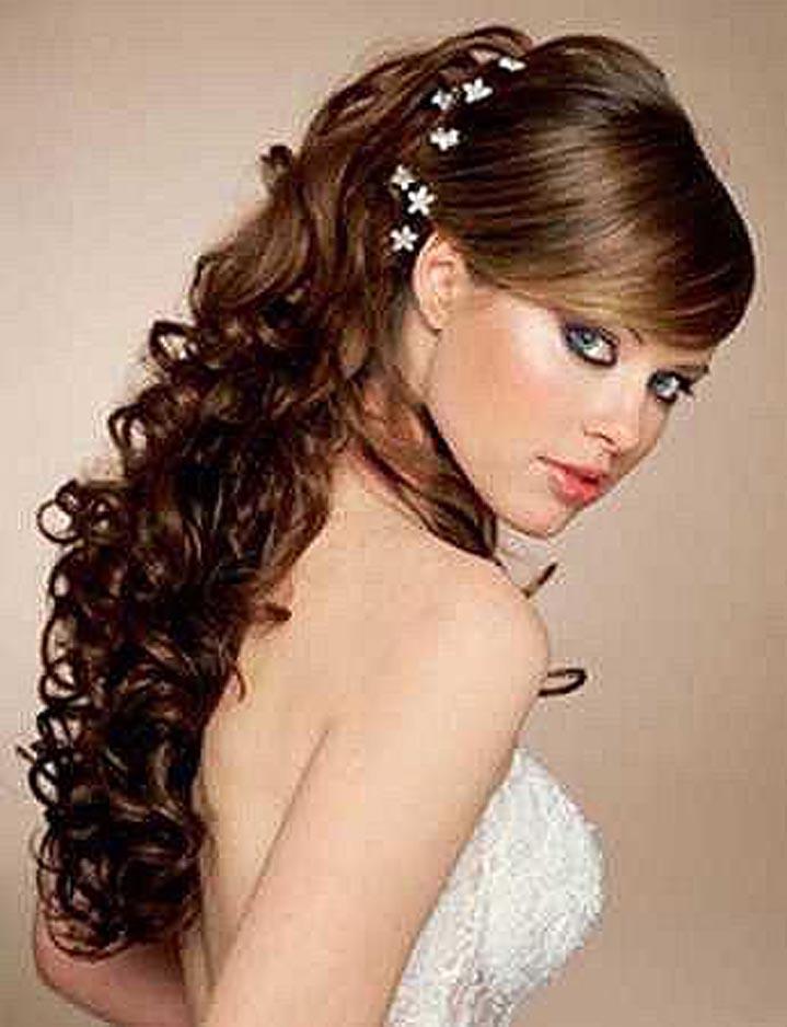 Причёски на выпускной мир женщин