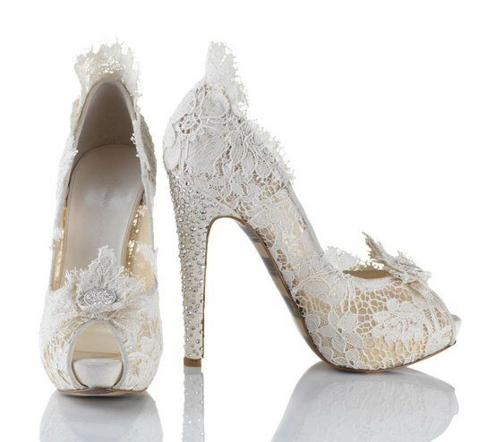 Обувь для невесты