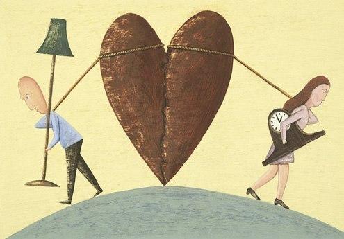 Причина разводов