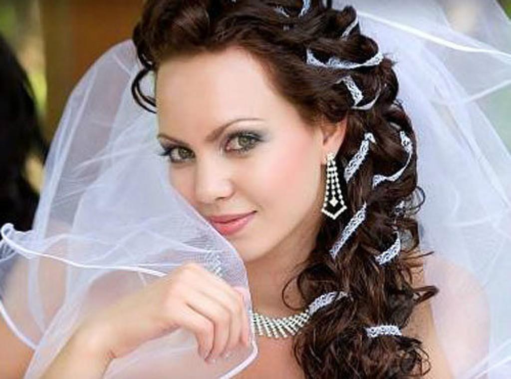 Gaya rambut wedding