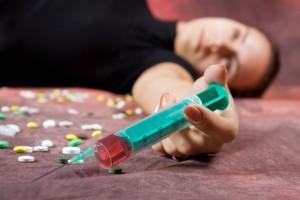 Наркоманы