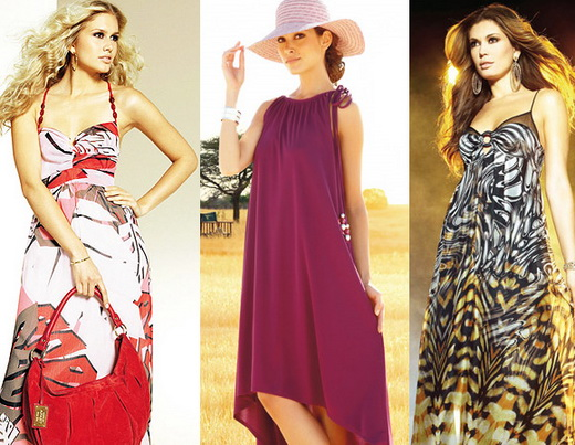 Мода на сарафаны