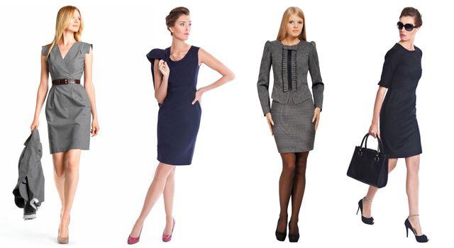 Платья делового стиля