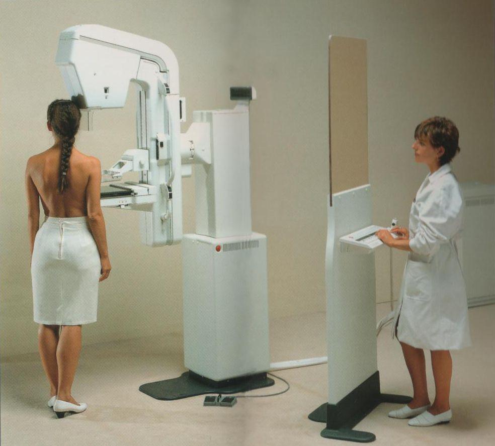 Маммография — обязательная диагностика