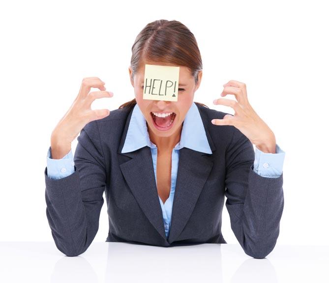Стресс на работе и его причины