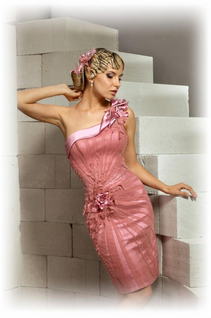 Фасоны красивых вечерних платьев