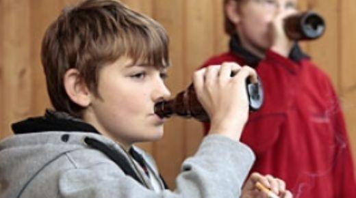 Родители пьют