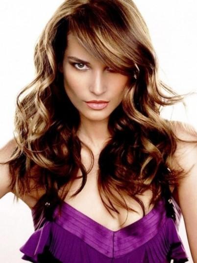Модные прически для красивых волос
