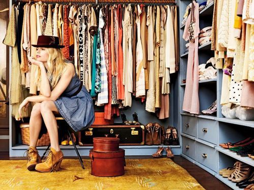 Обновляем свой гардероб
