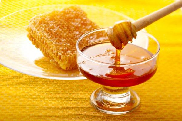 Гречишный мед