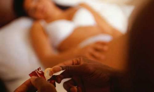 Как применять презерватив
