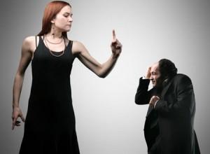 Мужские страхи перед женщиной