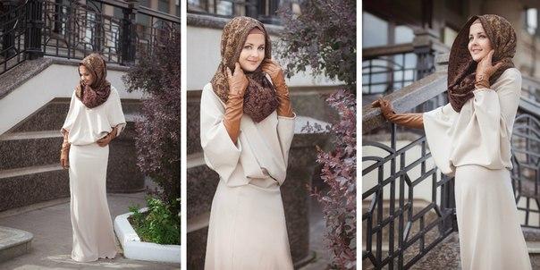 Одежда мусульманских женщин