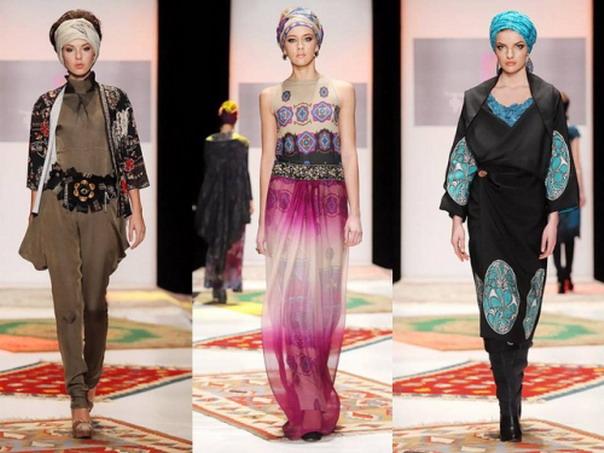 b11255316cb1 Мусульманская современная одежда для женщин. Виды одежды ...