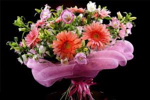 Цветы и уникальные букеты