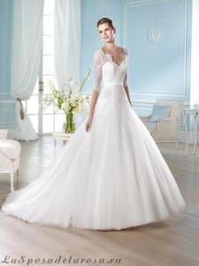 Шикарные модные свадебные платья