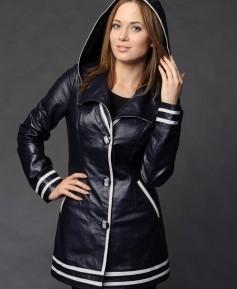 Современные кожаные куртки