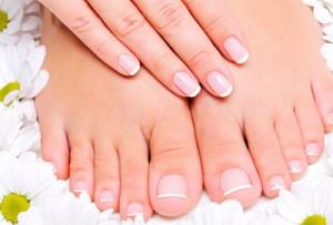 Здоровые и красивые ногти