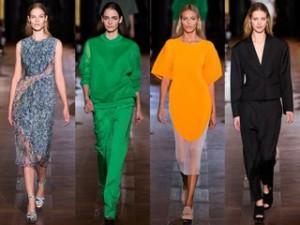 Модные тенденции сезона весна-лето