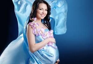 Красота во время беременности