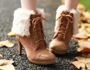 Обувь сезона осень – зима 2014 – 2015