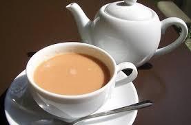 Чай с молоком как приготовить
