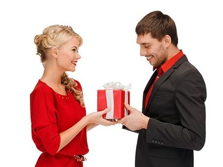 Дарим подарки друг другу 83