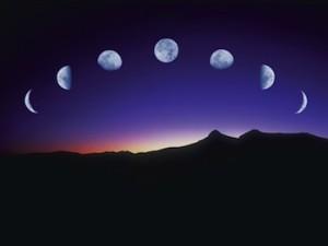 Для каких дел благоприятна первая фаза луны