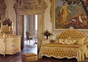 Изысканный стиль барокко в интерьере