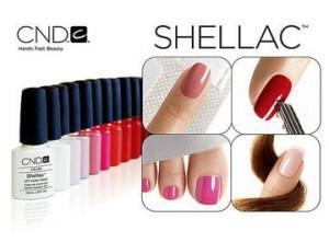 Американская косметика для ногтей от торговой марки CND