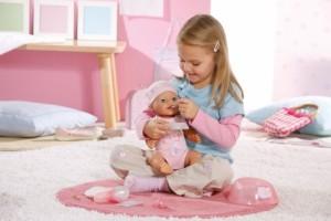 Интерактивные куклы для девочек