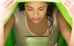 Паровая ванна для кожи