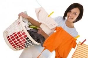 Причины загрязнения белья и одежды
